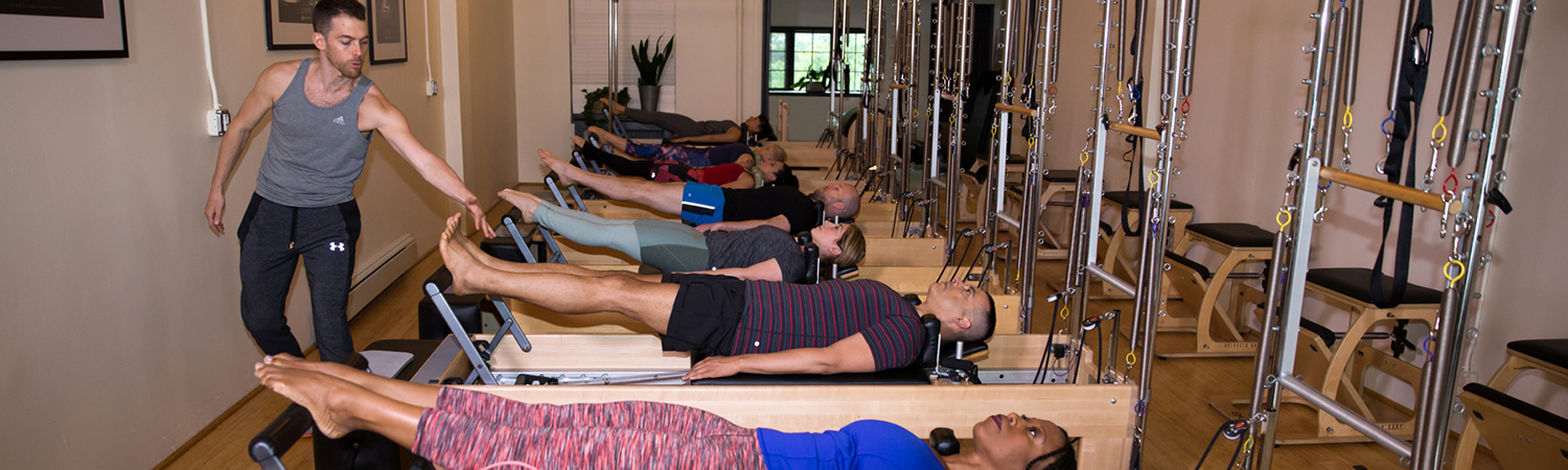 Group Reformer Pilates at PilatesWorks Studio
