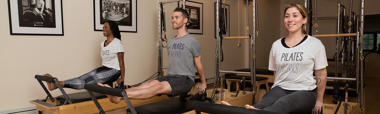 Reformer Pilates at PilateWorks Studio